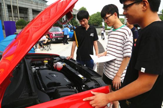 汽车电气构造与检修_新能源汽车技术-浙江经济职业技术学院